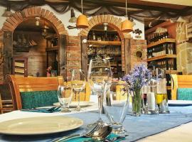 Hotel Monako & Fish Restaurant Skopje
