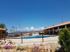 Terrazas de Guadalupe, Guadalupe (Oiba yakınında)