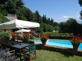 Villa Luisa, Lucca