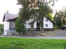 Chalet Nisou 3, Zlatá Olešnice (Rejdice yakınında)
