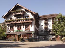 Hotel Rebstock Bühlertal, Bühlertal