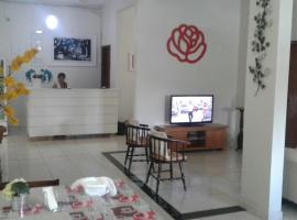 Hotel HB, Planaltina (Jardim yakınında)