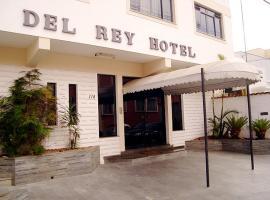 Del Rey Hotel, Barbacena (Carandaí yakınında)