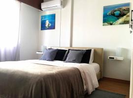 Comfortable Engomi Apartment