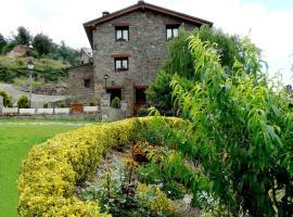Casa rural Les Flors, Gramós (Argestues yakınında)