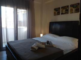 Apartment Andreas, Каливиа Пoлийирoу (рядом с городом Olynthos)