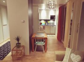 The cosmopolitan apartment, Турку (рядом с городом Райсио)