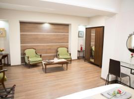 Athens Center Spacious Luxury Apartment