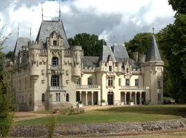 Chateau de Salvert - Gites, Neuillé (рядом с городом Blou)