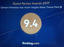 Canaan Homestay near Austin Heights Water Theme Park JB