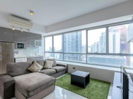 K Suites TanjongPagar CBD Ocean View