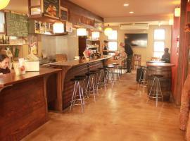 Hostel & Cafe Backpackers Miyajima, Miyajima (Hatsukaichi yakınında)