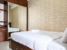 Best Studio 25 Kebagusan City Apartment By Travelio, Джакарта (рядом с городом Kebagusan)