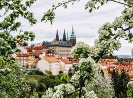 Springs Tower, Prag (Lahovičky yakınında)