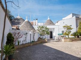 trullo amicizia, Alberobello