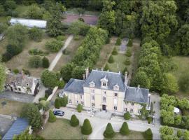 Château Rouillon d'Allest, Chartrettes (рядом с городом Fontaine-le-Port)