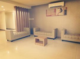 Apartment Puncak Permai, Pradahkalikendal