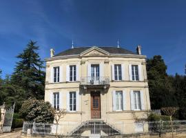 La Villa du Château Belloy, Saint-Michel-de-Fronsac