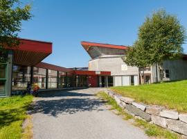 Rauland Vandrerhjem Akademiet, Rauland