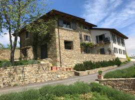 Villa Vignotti, Mombarcaro (Torresina yakınında)