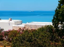Semeli Pirgaki Naxos, Aliko Beach
