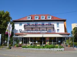 Hotel Thum, Balingen