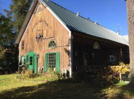 Ye Olde Barn, Montgomery Center (in de buurt van Eden Mills)
