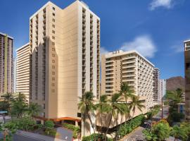 Hyatt Place Waikiki Beach (includes Breakfast)