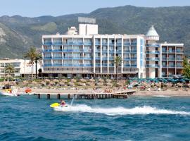 Faustina Hotel & Spa, Guzelcamlı