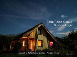 Terre Paille Chaux, Mens (рядом с городом Lalley)