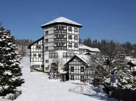 Dorint Hotel & Sportresort Winterberg/Sauerland, Winterberg (Lenneplätze yakınında)