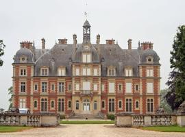 Château de la Trousse, Ocquerre (рядом с городом Veuilly-la-Poterie)