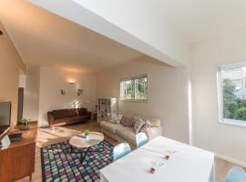 Zeitlin- Large, Quiet Apartment Near Rabin Sq., Тель-Авив (рядом с городом Qiryat Me'ir)