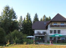 Gasthaus Der Waldvogel, Herrischried (Strittmatt yakınında)