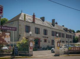 Auberge de l'hotel de France, Châtillon-en-Bazois (рядом с городом Mont-et-Marré)