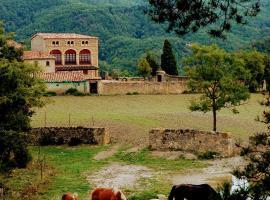 CONFORT Y TRANQUILIDAD EN LA NATURA (1070), Santa Maria de Besora (рядом с городом Сант-Кирсе-де-Бесора)