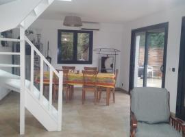 Exceptionnel : Villa 6/8 pers sur parc arboré de 4500 m² (clim), Le Soler