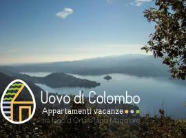 L'Uovo di Colombo, Omegna (Valstrona yakınında)
