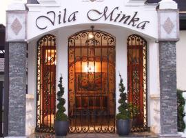 ApartHotel Vila Minka