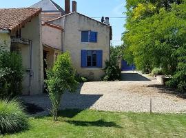 Maison Bleue, Oiron
