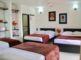Hotel Calle Santodomingo, Santa Marta