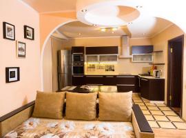 Apartment on Maksima Gorkogo