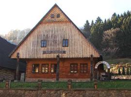 Roubenka, Žacléř (Bernartice yakınında)