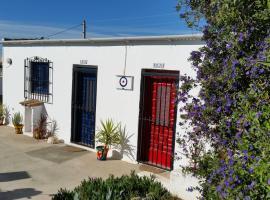 Casita Azul, Huércal-Overa (рядом с городом Santa María de Nieva)