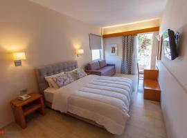 Antikyra Beach Hotel, Антикира (рядом с городом Stírion)