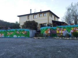 Hotel Sonno D'Autore, Borghetto di Vara (Berdekatan Brugnato)