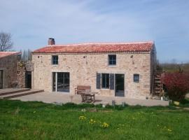 Charmante maison en campagne et sa dépendance, au calme., Legé (рядом с городом Les Lucs-sur-Boulogne)