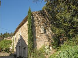 One-Bedroom Holiday Home in Montsegur sur Lauzon, Montségur-sur-Lauzon (рядом с городом Solérieux)