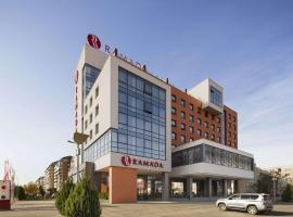 Hotel Ramada Oradea, Oradea