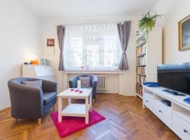 Homey apartment close to Prague Castle